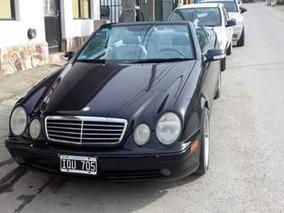 Mercedes-benz Clk 4.3 Clk430 Avantgarde At Cabriolet 2001