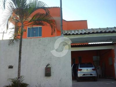 Casa Residencial À Venda, Colubande, São Gonçalo. - Ca1565