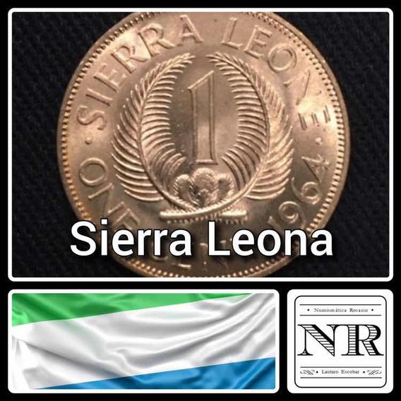 Sierra Leona - 1 Cents - Año 1964 - Km# 17- Africa