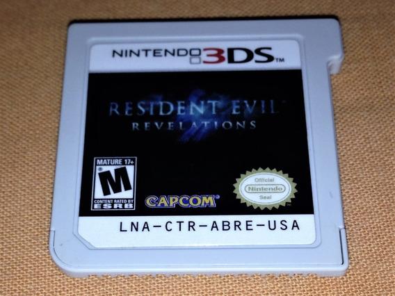 Resident Evil Revelations 3ds! Genuíno! Circle Pad Pro 3ds!