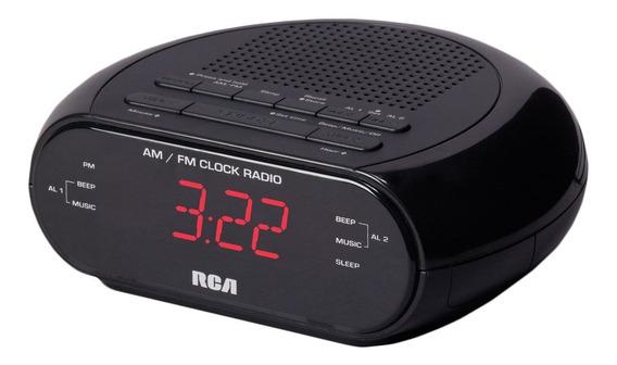 Radio Reloj Fm Despertador Rc205