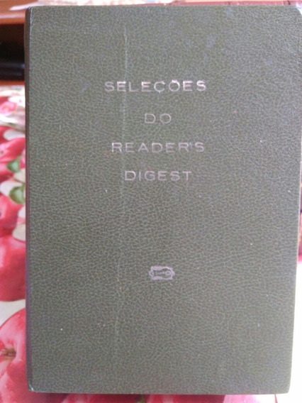 Revista Selecoes Do Readers Digest 1944
