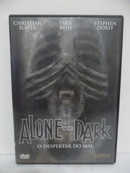 Dvd - Filme - Alone In The Dark - O Despertar Do Mal