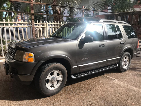 Camioneta Ford Explorer 2006 Motor 4v , 150.000 Km
