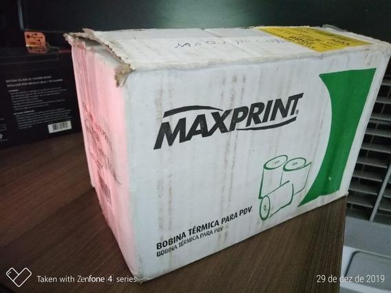 Oferta Bobina Termica Maxprint 57mm X 15m Cx/30