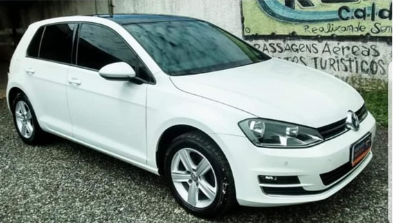 Volkswagen Golf 1.4 Tsi Highline 5p Automática 2014 Com Teto