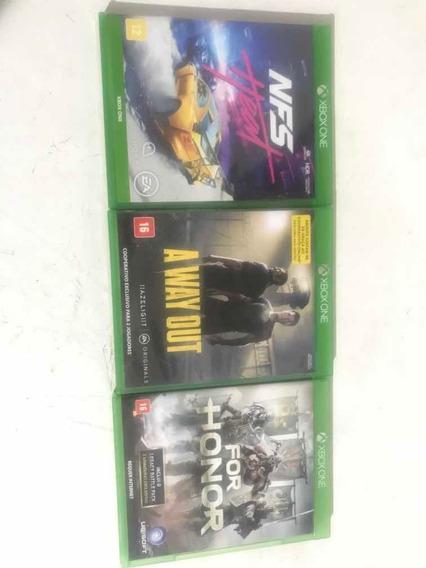 Pacote Jogos Xbox One