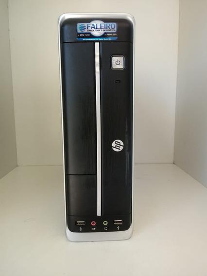 Computador Hp 402 G1 Sff , Core I3 4ª Ger, 4gb Ddr3, 500gb
