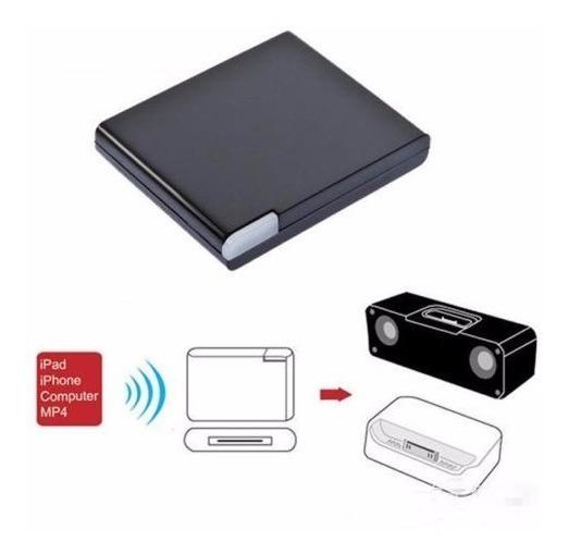 Bluetooth P Dock Station Bose Sounddock iPhone iPod 30 Pinos