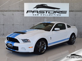 Ford Mustang Shelby Gt 500 - 2012