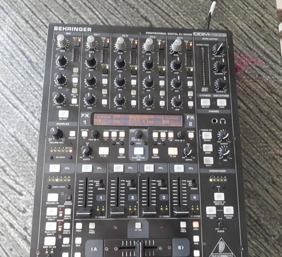 Mixer Ddm 4000 Behinger