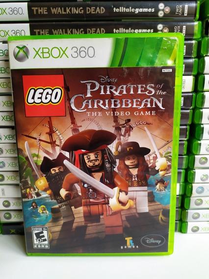 Lego Piratas Do Caribe Xbox 360 Original