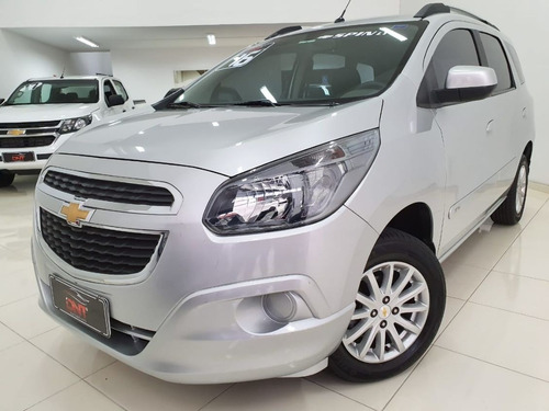Chevrolet Spin 1.8 Lt Automatica