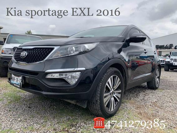 Kia Sportage 2.4 Sxl Awd At 2016