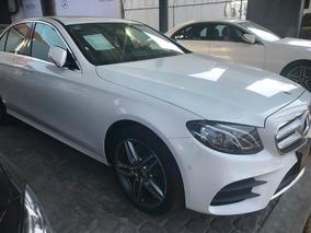 Mercedes-benz E 250 Avantgarde Mod. 2019 Blanco Polar