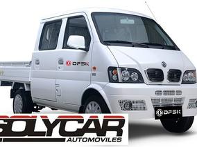Dfsk Doble Cabina Con A/a!!! Entrega Inmediata Solycar