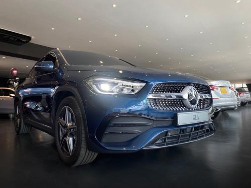 Mercedes Benz Gla 200 Amg Line 4*2 At 2021 - 0km Azul