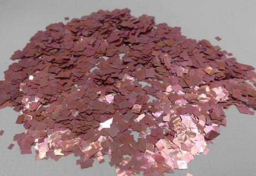 Confete Para Balao Cake Rose Gold /balloon /bobo/ 25 Gr