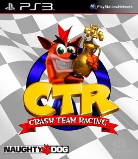 Crash Ctr Ps3 Crash Carreras Team Racing Ps3 Completo Ps3