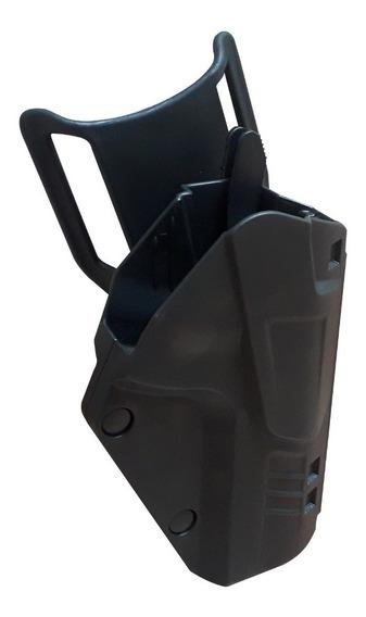 Pistolera Táctica Houston Bersa Tpr9 Nivel 2 Seguridad