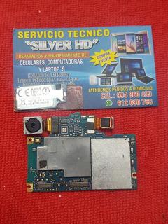 Placa Sony Z3 Plus E6553 Imei Original Libre Operador
