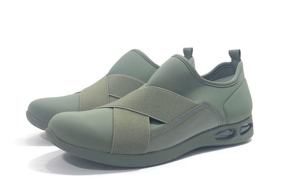Piccadilly 979002. Zapatillas Elastizadas Con Burbuja!