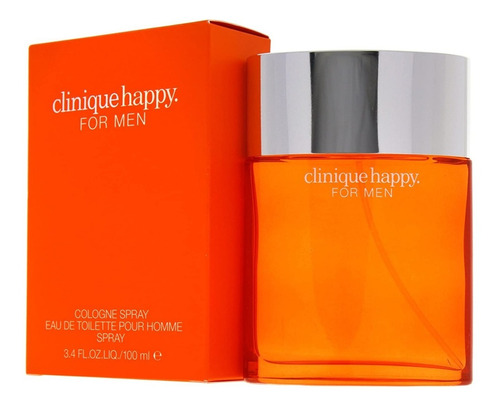 Locion Perfume Clinique Happy For Men - mL a $1300