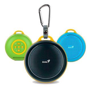 Parlantes Bluetooth Inalambrico Portatil Sumergible Genius