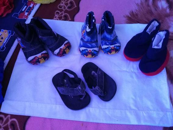Vendo Zapatos De Niño Talla 18/19