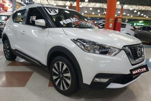 Nissan Kicks 1.6 16v Sv 2019