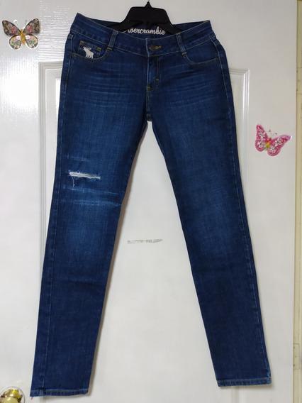 Jeans Abercrombie Originales De Mujer Mercadolibre Com Mx