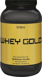 Whey Gold 2 Lbs Ultimate Nutrition Prote Isolado Hidrolizado