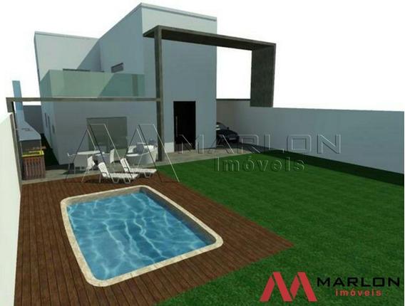 Casa Praia De Tabatinga, Com 3/4 E 2 Suítes, 245 M²