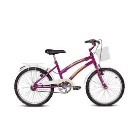 Bicicleta Infantil Aro 20 Breeze Fucsia Verden Bikes