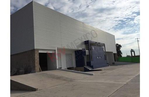 Bodega Nave Industrial En Renta, Zona Industrial Slp. Cerca De Parque Logistik. Carretera 57