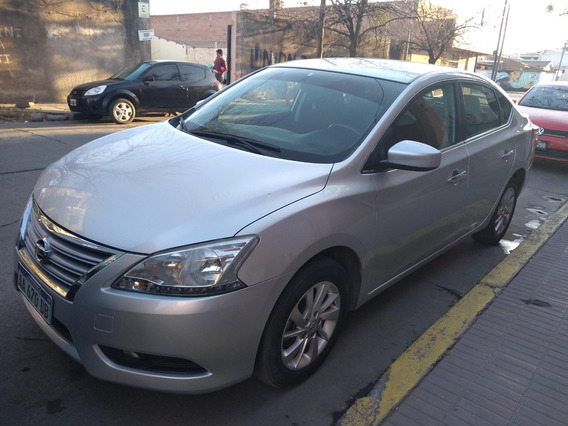 Nissan Sentra 1.8 Advance Pure Drive Man 2016