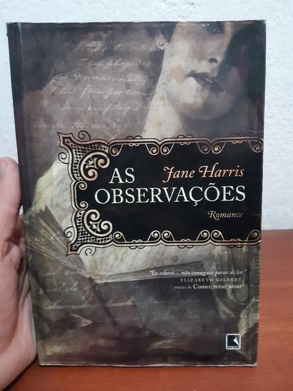 Livro As Observações (romance) - Jane Harris