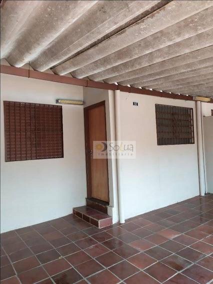 Casa Com 1 Dormitório À Venda, 1 M² Por R$ 320.000,00 - Conjunto Habitacional Padre Anchieta - Campinas/sp - Ca0722