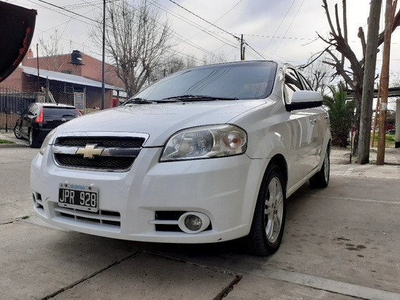 Chevrolet Aveo 1.6 Lt At 2011