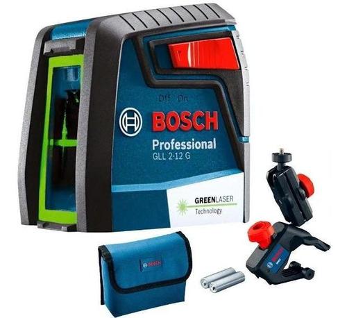 Imagem 1 de 6 de Nível Laser Gll 212g Acessórios E Tripé Bt 150 Bosch