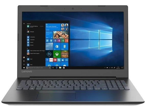 Notebook Lenovo Ideapad 330, 15,6, 1tb, 4gb, Windows 10