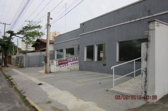 Casa Para Alugar, 180 M² Por R$ 2.500,00/mês - Jardim Flamboyant - Campinas/sp - Ca4798