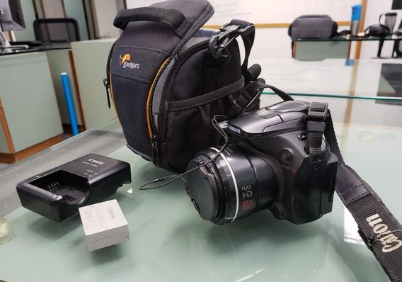 Câmera Cânon Powershot Sx40 Hs