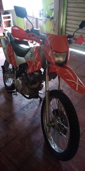 Md Enduro Lechuza 200