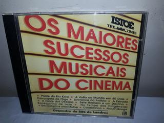 Cd Os Maiores Sucessos Musicais Do Cinema