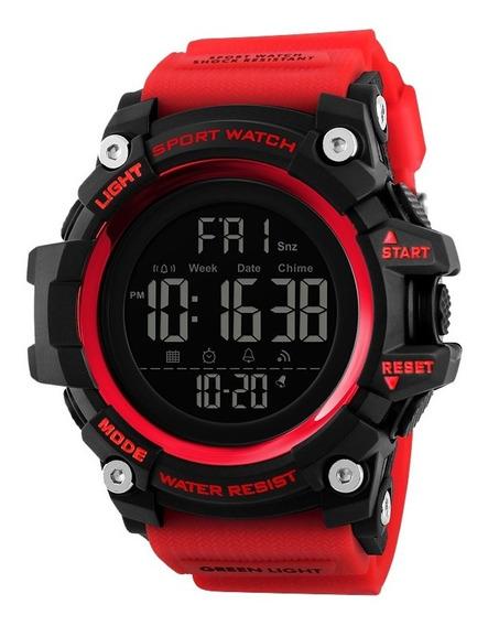 Relógio Digital Masculino Esportivo Com Cronômetro