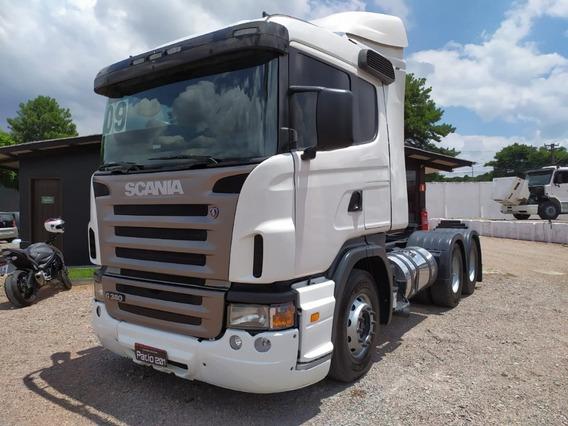 Caminhão Scania G 380 6x2 Trucada Ano 2009 Bonit