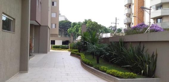 Apartamento Com 3 Dormitórios Para Alugar, 90 M² Por R$ 2.500/mês - Jardim Bela Vista - Santo André/sp - Ap5206