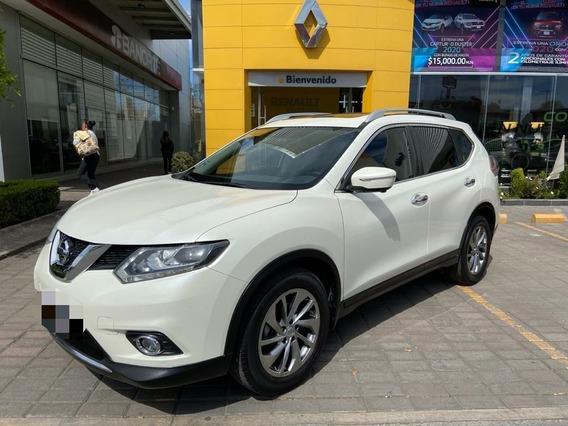 Nissan Xtrail Exclusive Cvt 2017 En Renault Cuautitlan