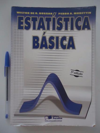 Estatística Básica - Wilton Bussab E Pedro Morettin